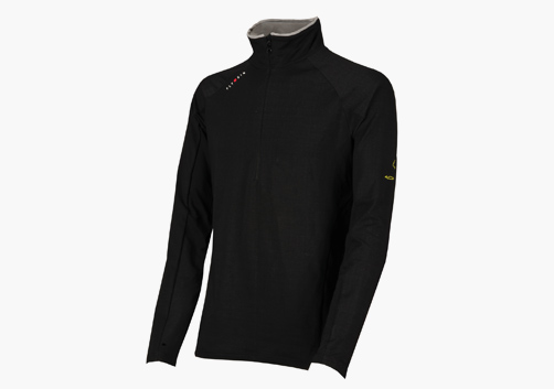 Functional Zip Shirt