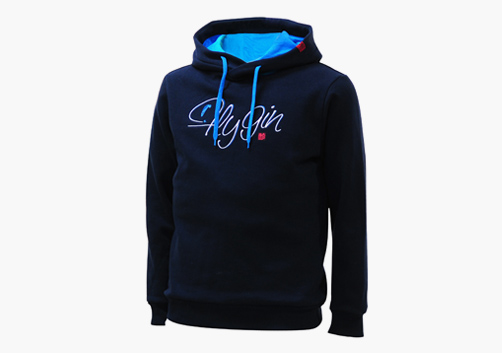 FLY GIN Hooded Sweater